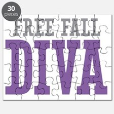 Free Fall DIVA Puzzle