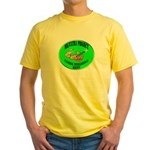 MK/Ultra Project Yellow T-Shirt
