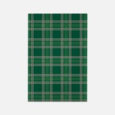 PlaidClassic_Green1_Large Rectangle Magnet