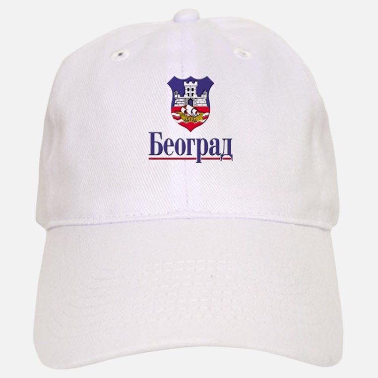 Grad Beograd/Belgrade City Baseball Baseball Cap