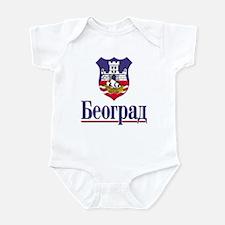 Grad Beograd/Belgrade City Infant Bodysuit