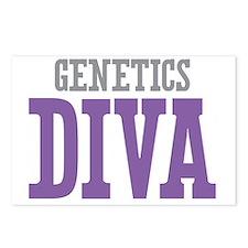 Genetics DIVA Postcards (Package of 8)