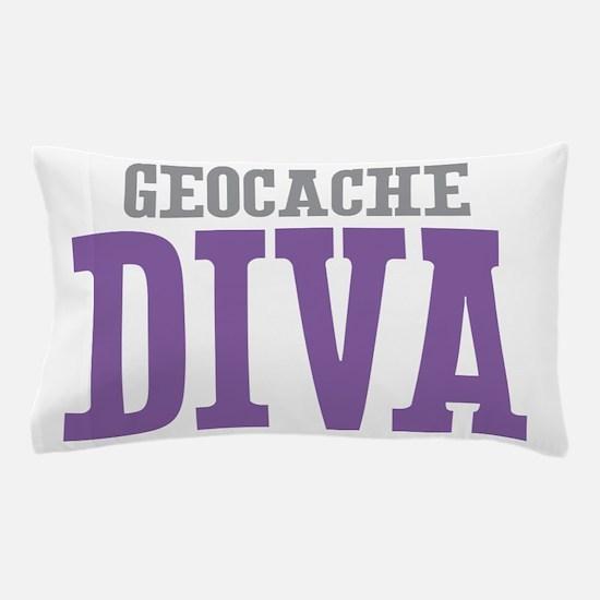Geocache DIVA Pillow Case