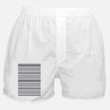 StripesPj_Grey_Large Boxer Shorts
