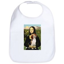 Mona's Beagle #1 Bib
