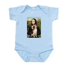 Mona's Beagle #1 Infant Bodysuit