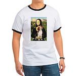 Mona's Beagle #1 Ringer T