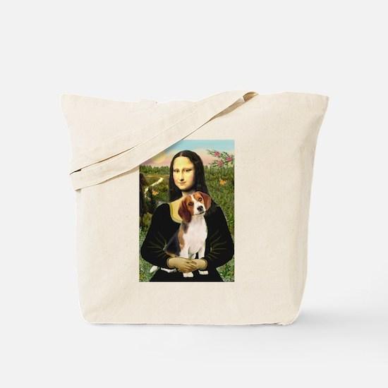 Mona's Beagle #1 Tote Bag
