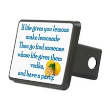 Life Gives You Lemons... Hitch Cover