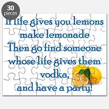 Life Gives You Lemons... Puzzle