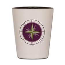 Barnabas Journey Compass Shot Glass