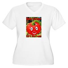 Master Gardener I Grow Happy Veggies T-Shirt