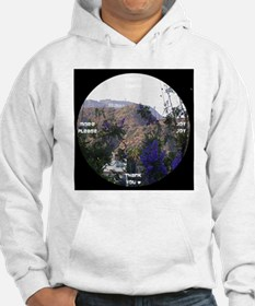 clock 2h2jtymp hollywood sign Jumper Hoody