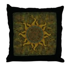 SNO Throw Pillow