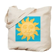 Happy Sun Tote Bag