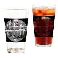 clock 2h2jtymp GP tennies Drinking Glass