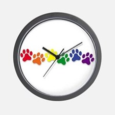 Family Pet Wall Clock