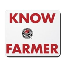 Know Your Farmer - Reversed Mousepad