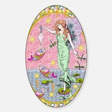 Sea Fairy Maiden Decal