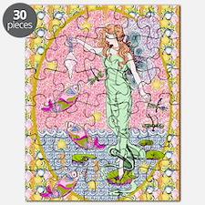 Sea Fairy Maiden Puzzle