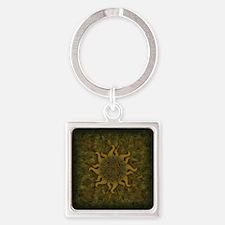 SNO Square Keychain