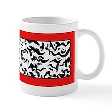 Explosive Tag Mug