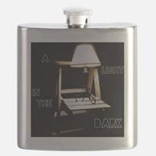 A Light in the Dark Flask