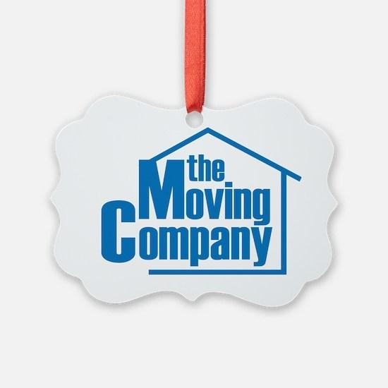 the Moving Company Ornament