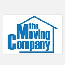 the Moving Company Postcards (Package of 8)