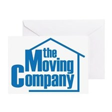 the Moving Company Greeting Card