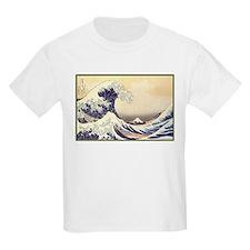 Kanagawa Japanese Art T-Shirt