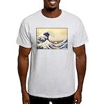 Kanagawa Japanese Art Light T-Shirt