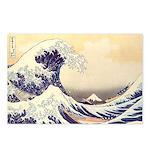 Kanagawa Japanese Art Postcards (Package of 8)