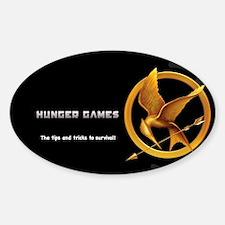 hunger games mockingjay Decal
