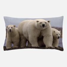 Polar Family Pillow Case