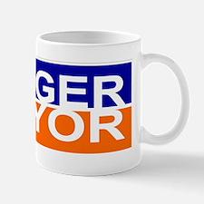 Danger for Mayor Small Small Mug