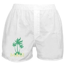 Palm Tree Maui Boxer Shorts