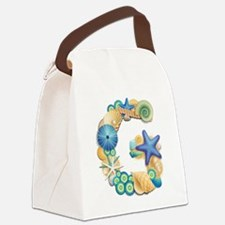 G Canvas Lunch Bag