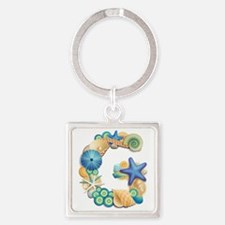 G Square Keychain