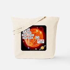 "Global Warming ""Science"" Tote Bag"