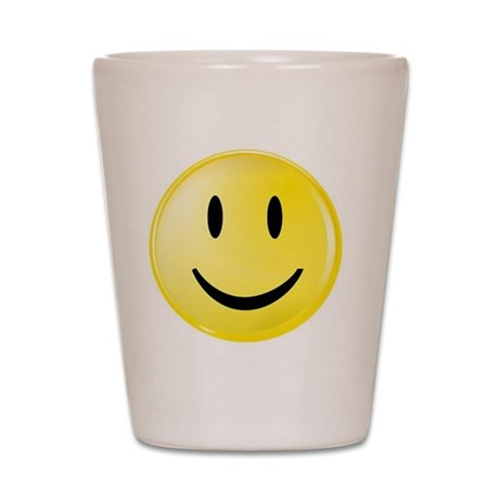 Smile_Basic Shot Glass