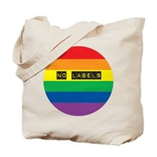 NO LABELS Tote Bag