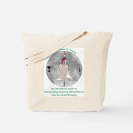 Cute Wheel of the year Tote Bag