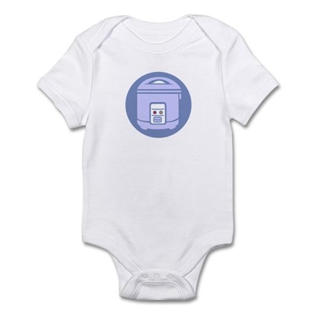 Rice Cooker Infant Bodysuit