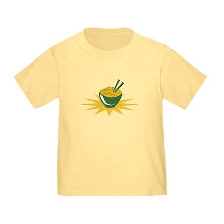 Noodle Bowl Toddler T-Shirt
