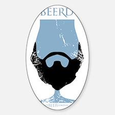 Beerd Sticker (Oval)
