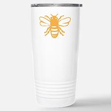 bee yellow Travel Mug