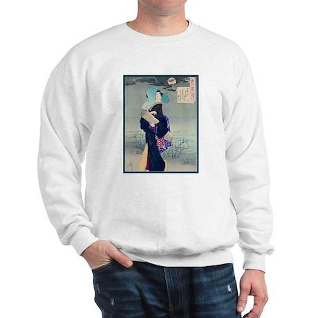 Japanese Art Sweatshirt