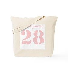 Team Flamingo (pink) Tote Bag