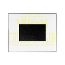 Carlos Danger Picture Frame